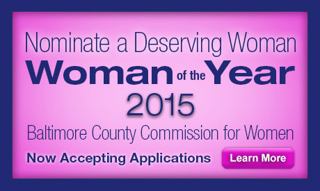 Nominate a deserving Woman of the Year.
