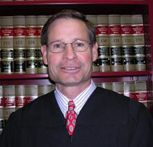 Photograph of Judge Stringer Jr.