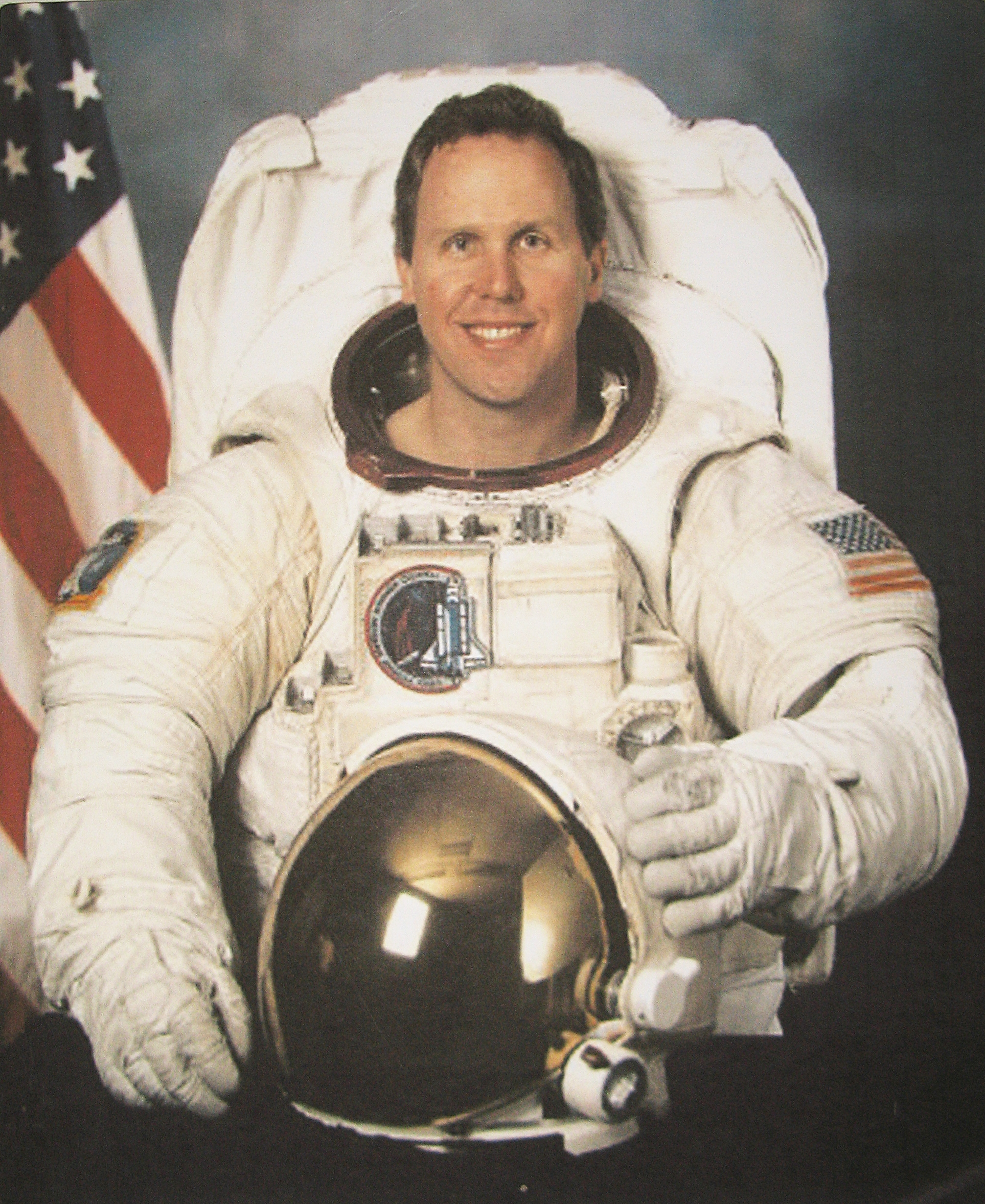 photo of Astronaut Tom Jones