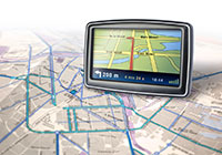 Baltimore County GPS Technology