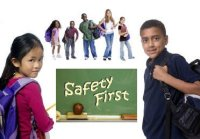 Read school safety tips.
