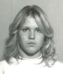 Picture of 21-year old Kimberly Bock, murdered on July 21, 1982.