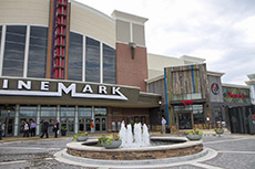 An image of the new Cinemark Towson.