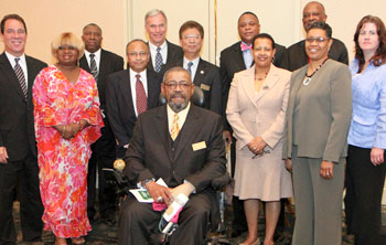 Members of the Minority Business Enterprise Commission
