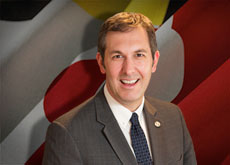 Baltimore County Executive John Olszewski, Jr.