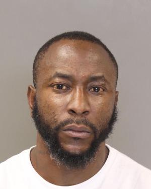 Booking photo of Tyrone Gerard Uyaha Strickland