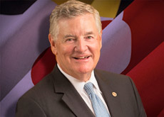 Baltimore County Executive Don Mohler