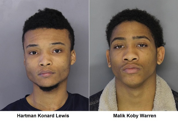 Three Arrests Made in Recent Towson Auto Thefts