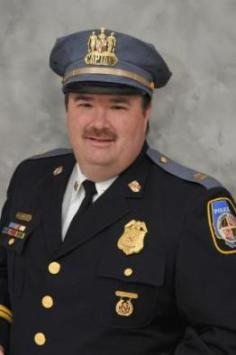 Photo of Captain James Monahan, commander of the Internal Affairs Section.